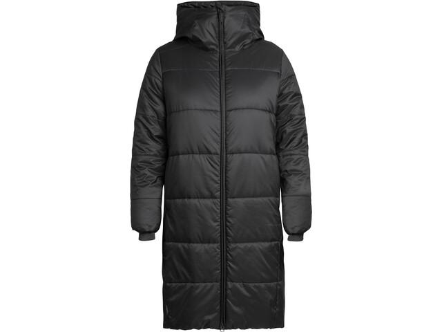 Icebreaker Collingwood 3Q Hooded Jacket Women black